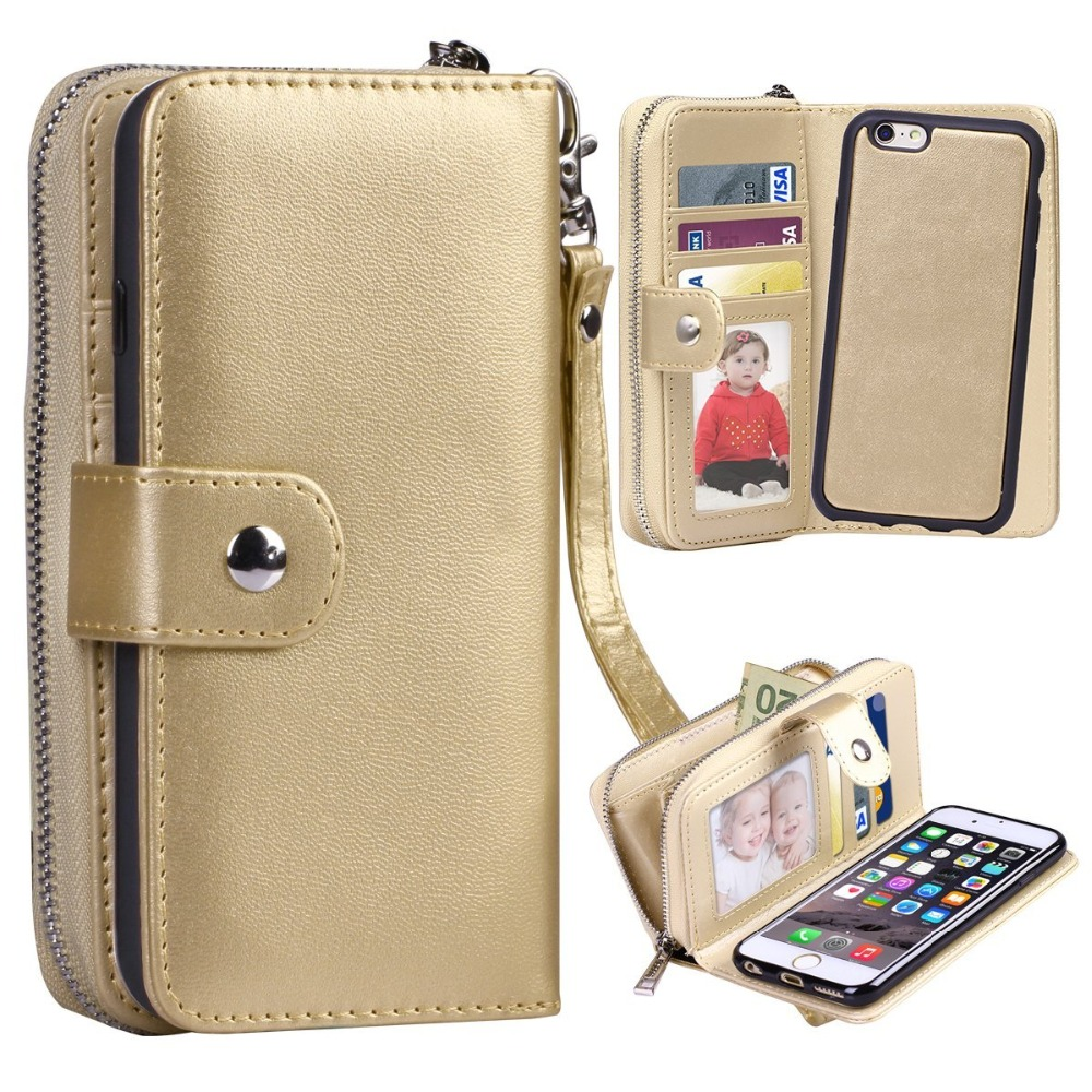 multifunctional PU leathermobile phone leather case/wallet universal smart phone