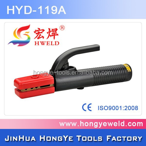 500A Tig electrode holder with CE in Nylon Handle For Welding Machine HYD-119A
