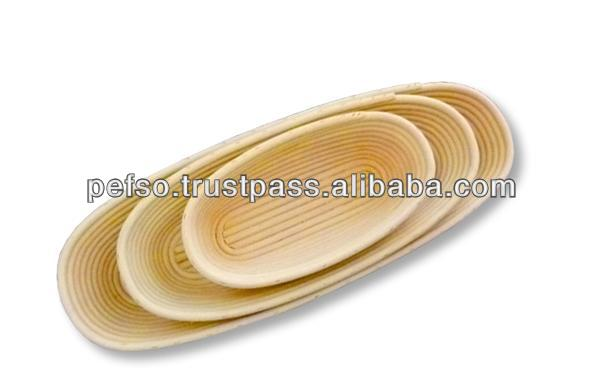 new products 2016 innovative product Rattan core bread basket