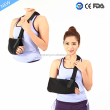 Private logo available arm broken elbow brace arm sling for Humeral & Clavicular fracture rehabilitation