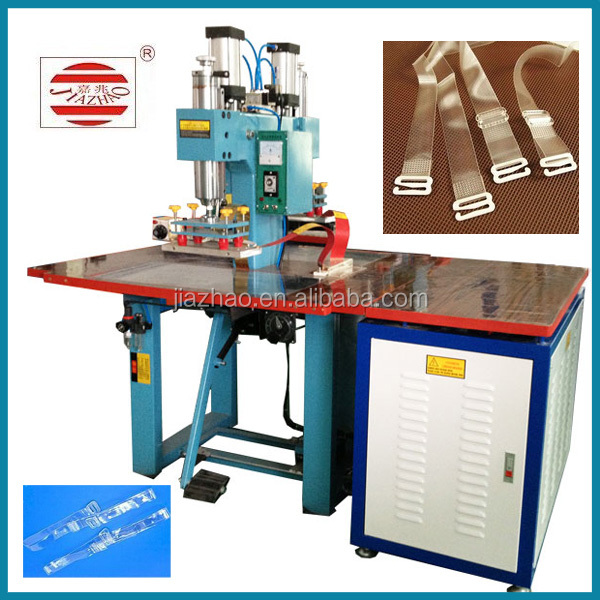 TPU,PVC Shoulder Strap Making High Frequency Welding machine