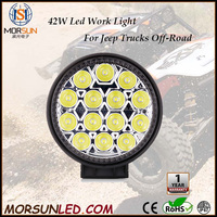 LED Super High Power working light 42W EPISTAR worklight 4x4 truck 12v led work light