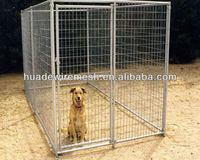 Dog Kennel Fence Panels/Folding Metal Dog Fence