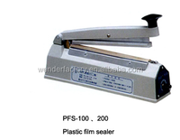 Plastic film sealer 100MM Bag Sealing machines