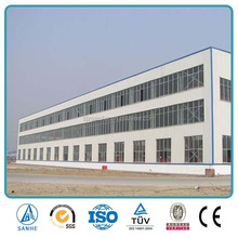 factory building of steel structure type / easy installed and low cost