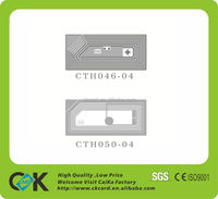 13.56MHz high frequency blank nfc paper tag/nfc sticker/small nfc tag