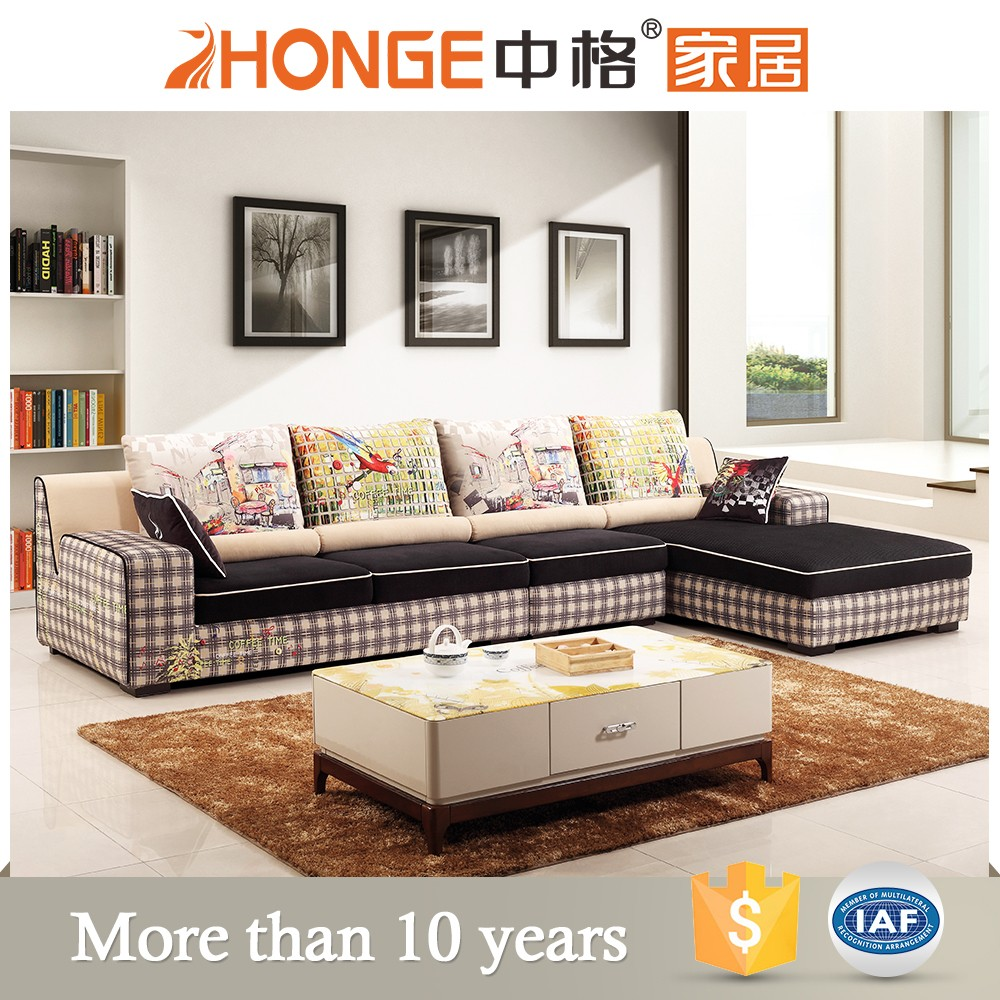 2016 furniture living room set chesterfield loveseat fabric sofa arabic comfortable modern design