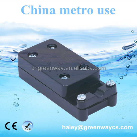 small plastic electronic box ip54 waterproof junction box enclosure for outdoor light