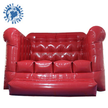 Outdoor Advertising Giant Inflatable Sofa For Promotion