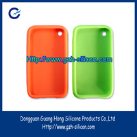 Selling silicone hand made mobile phone case