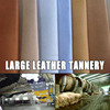 vegetable tanned genuine split coated genuine pig skin split coated leather for printing pigskin for plain baseball jacket