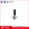 Swimming Pool Fence Handrail Glass Clamp