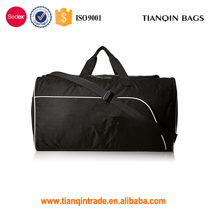 Hot Sell Portable Designer Adult Training Day Duffel Bag Manufacture Sports Bag For Mans And Womans