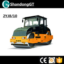 2YJ8/10 Dynapac compactor roller of 10 ton Dynapac single drum vibratory roller,used dynapac compactor roller