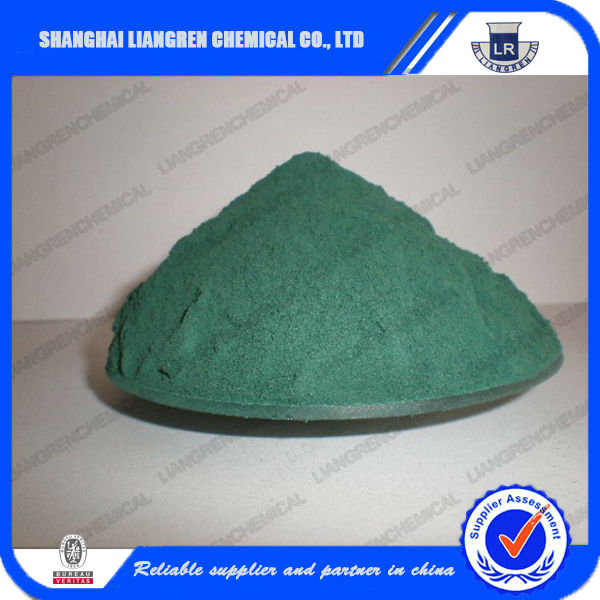 basic chromium sulphate finishing processes or surface prepation