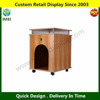 Intelligent Pet House wooden dog houses wooden dog cat houses YM5-591