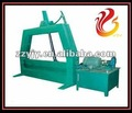 Big wood splitting machine for cutting wood products