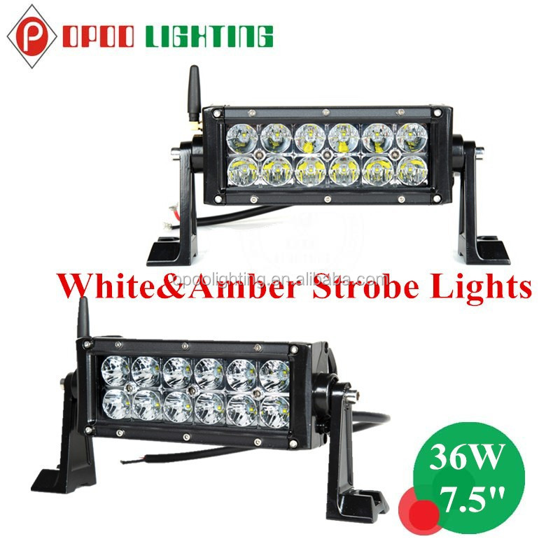 "Cheap Price 7.5"" Wireless Strobe Light, 36W Wireless Strobe Light"