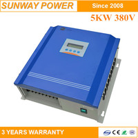 sunway power ac dc hybrid solar charge controller 5000w 380v hot sale 5 years warranty