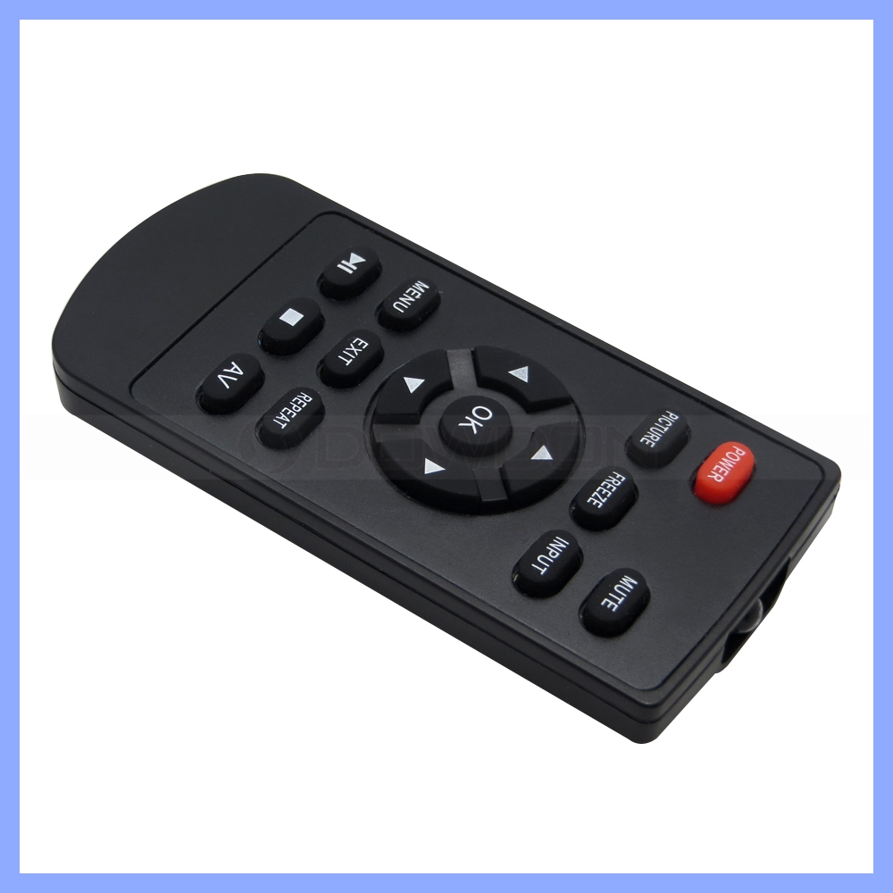 china dvd player remote control