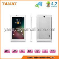android non camera phone 7inch HD1024*600 Intel sophia dual core 3G android tablet pc