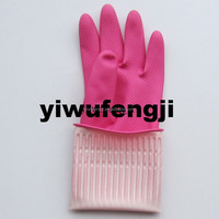 38 cm long thickening light protective latex gloves wholesale gloves