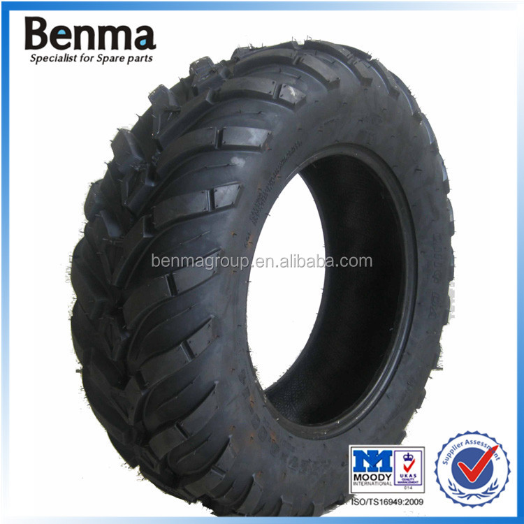 Big block decorative pattern 27*8-14 ATV tyre