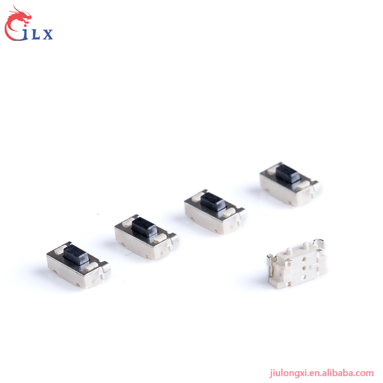 3x6x3.5mm smt smd tact switch right angle momentary MP3 MP4 MP5 mobile and tablet PC power button tactile switch