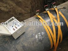 HDPE Electric Heating Fusion Tape for insulated pipes