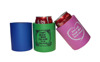 OEM Rubber foam Can Cooler drink holder beer cooler