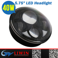LW-LH5740 DC10-30V 5.75inch 40w cre e chip High/Low beam modifled led headlight conversion kit