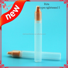pen/unicorn shape perfume bottle pen shape e liquid bottles 1oz , e-vapor unicorn bottles 1oz