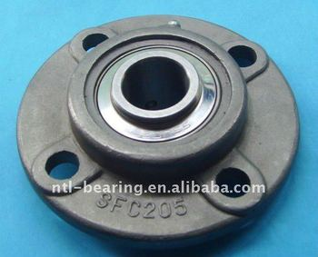 stainless steel pillow block bearing sucfc205