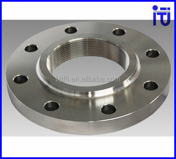 Titanium Lap Joint Flange ASTM and ANSI B16.5 class 125 flange