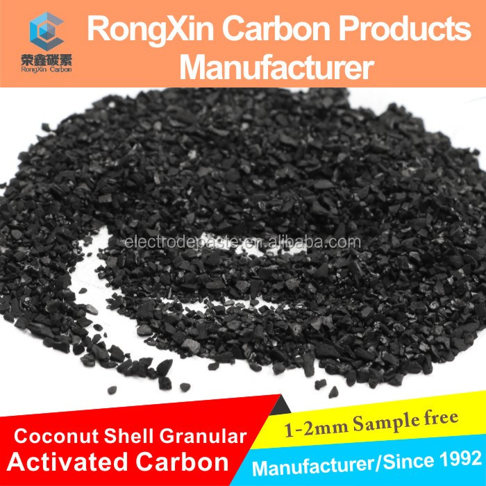 High Iodine Value Coconut Shell Activated Carbon for Gold Recovery