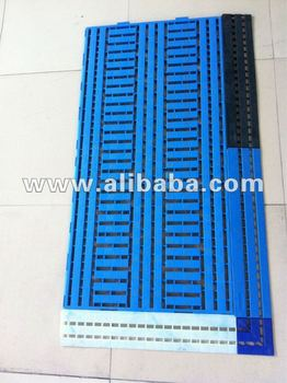 high quality PP Tile for warehouse flooring, Interlocking garage/gym flooring plastic tiles