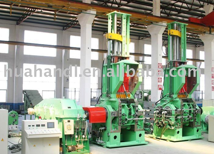 Internal mixer 110L rubber machine