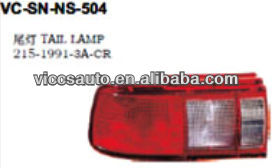 Tail Lamp For Nissan Sunny Sentra B13 Mexico type