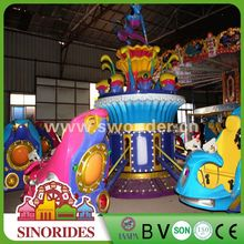 Avatar Style Blue star ride!Theme park ride,Sinorides theme park design,theme park design