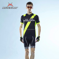 Hot Sale Manufacturers Custom Cycling Bike Jersey Sport Riding Bicycle Clothing