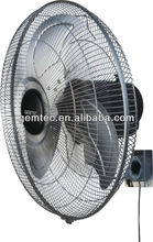 "20"" Power industrial wall fan with CB & S-MARK Approval"