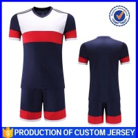 New season plate football training kit, a custom jersey