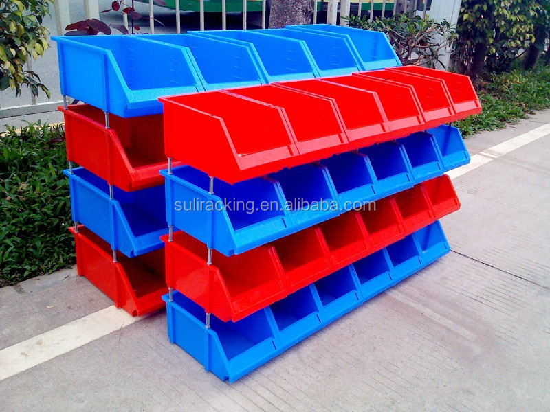 Plastic Bins Rach bin for warehouse, stockroom and garage use