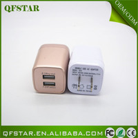Wholesale china goods 2 port usb home charger unique products to sell