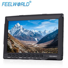 thin and light weight 7 inch hdmi camera display Histogram 1280x800 resolution lcd monitor scrap