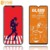 For iPhone XR mica de Vidrio Templado protector Pantalla lamina