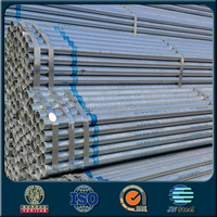 GI PIPE Galvanized welded steel pipe price of pipe bending machine