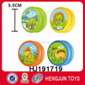 Promotional wholesale plastic dinosaur flash yoyo toys for children