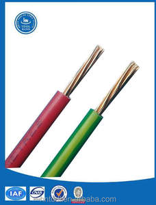 PVC Electrical Wire Cable for ASTM/IEC