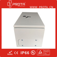 IP66 Waterproof Industrial wall mounting enclosure with CE